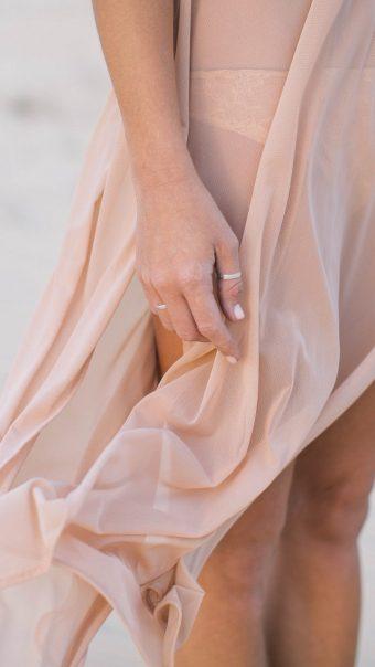 Campaign for Kukimu lingerie -